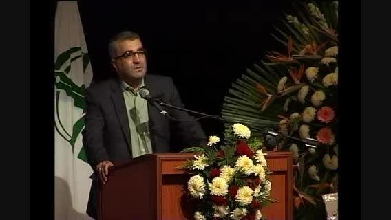 مدیرعامل مدارس سلام در جشنواره دبیرستان سلام تجریش