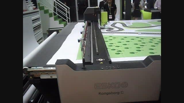 دستگاه بنر و فلکس - دستگاه چاپ فلت بد - دستگاه اکو