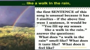 Learn English Through Song Lesson 1 Similes And Metaphors