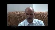 مصاحبه با آزاده سرافراز حاج رضا حسینی پور