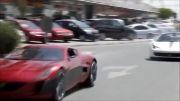 کورس فراری 458 و ریماک (کورس با ماشین 980 هزار دلاری)