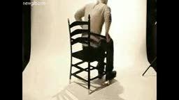 خطای دید خیلی خیلی جالب(صندلی کدوم وره؟؟)