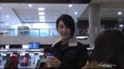 پارک جونگ مین در فرودگاه.....