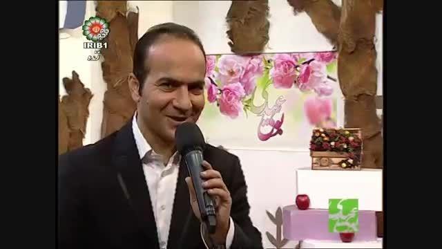 برنامه ای جدید و خنده دار حسن ریوندی