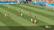 آرژانتین 1 - 0 بلژیک گل ها
