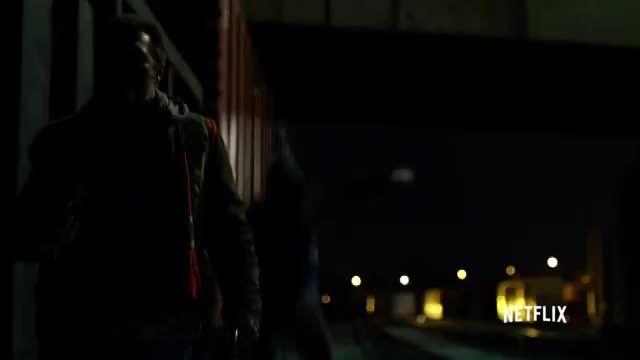 تیزر تریلر فصل اول سریال بی باک [Daredevil]