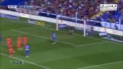 گل ها و خلاصه بازی لوانته 0 - 5 بارسلونا