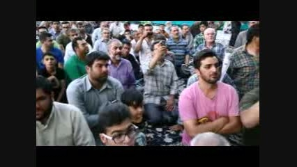 تشرف سفیران آفتاب به مسجد مقدس جمکران