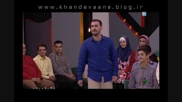 خندوانه، 17 خرداد 94، نیما و رامبد