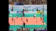 خلاصه ست سوم والیبال ایران و صربستان (بازی برگشت - لیگ جهانی)