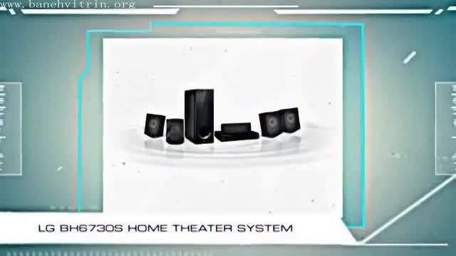 سینما خانگی ال جی سه بعدی BH6730