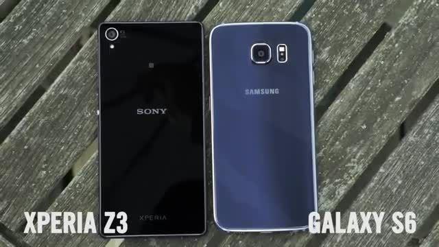 Samsung Galaxy S6 vs Sony Xperia Z3 _Perfect Comparison