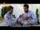 مصاحبه سسک با زیرنویس فارسی