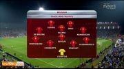 خلاصه بازی: بوسنی ۱-۱ بلژیک