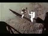 تفاوت در اندازه سایه های فضانوردان در سفر به ماه