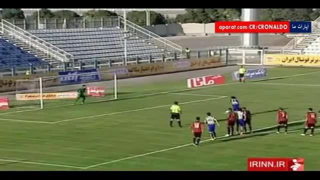 تمامی گل های هفته چهارم لیگ برتر ایران 94-95