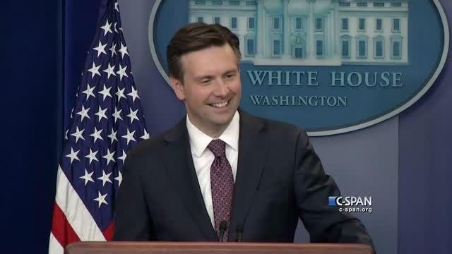 پاسخ سیری اپل در کنفرانس مطبوعاتی کاخ سفید