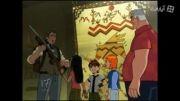 انیمیشن دوبله فارسی بن تن نبرد با گرگ آدم نما