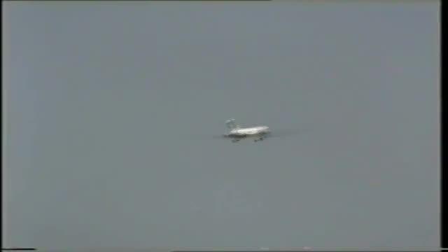 هواپیما سوختی کنترلی بسیار بزرگ