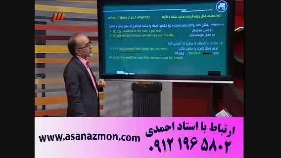 تدریس تکنیکی زبان انگلیسی،گرامر زبان انگلیسی 2