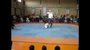 دفاع شخصی انتخابی تیم ملی تهران