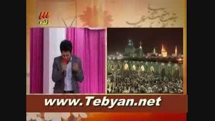 """اجرای زنده آهنگ""""ستاره مشرقی""""علی اصحابی"""