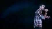 ویدیو کوروش جوان از پشت صحنه ی کنسرت سیروان خسروی