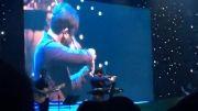 اجرا آهنگ گل یاس در کنسرت 9 اردیبهشت93