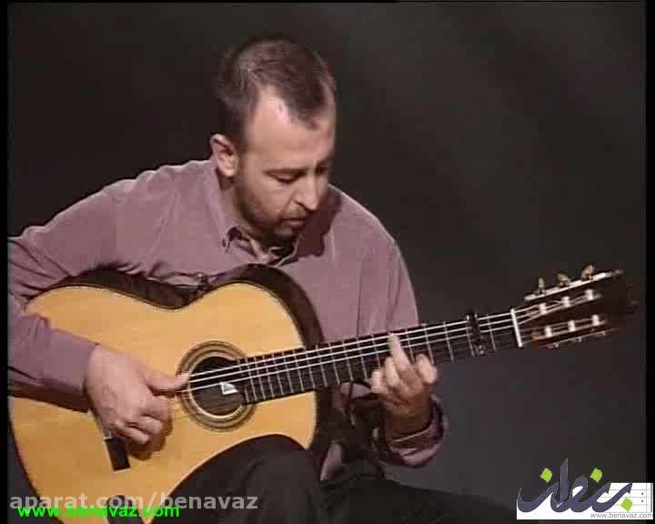 اسکار هررو/ آموزش گیتار فلامنکوجلد8/ فروشگاه بنواز