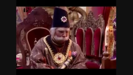 سکانس طنز ضایع کردن قیصر توسط بابا اتی و بابا شاه !!