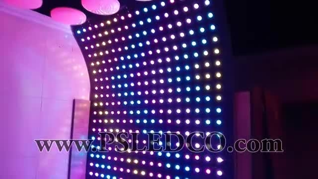 بک استیج LED فول کالر