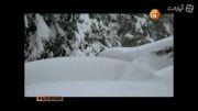 متن خوانی آشا محرابی و برف با صدای بابک جهانبخش