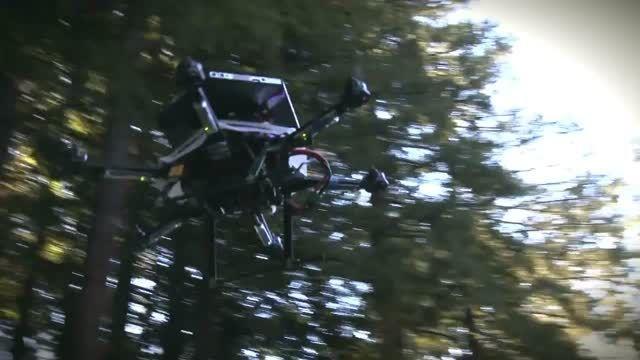 هواپیماهای بدون سرنشین جای پیک موتوری ها را می گیرند