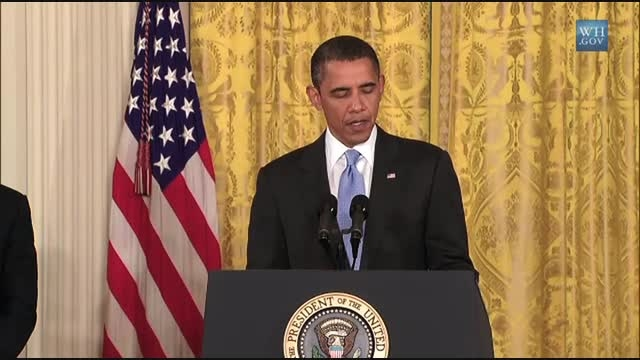 President Obama: sanctions not aimed at people of Iran