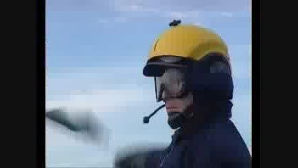 نشست و برخاست جنگنده رافال روی ناو هواپیمابر
