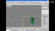 آموزش ساخت کتابخانه در 3DMAX