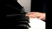 کاور آهنگ Geronimos cadillac مدرن تاکینگ با پیانو