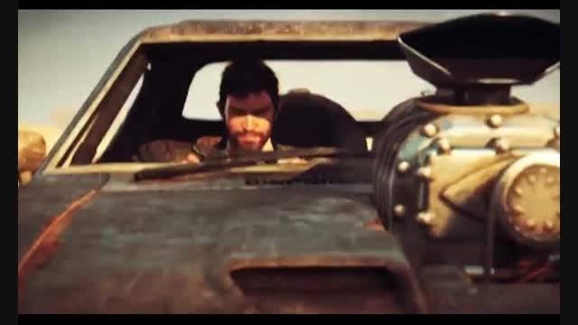 اولین تریلر از گیم پلی جذاب و هیجان انگیز بازی Mad Max