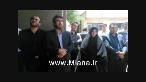 واکنش میر بهلول حسینی نسبت به محمد علی مددی