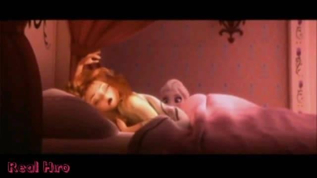 دوبله من از Frozen fever ^.^