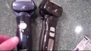 مقایسه ریش تراش پاناسونیک مدل ES- LV با 5 تیغه با مدل E