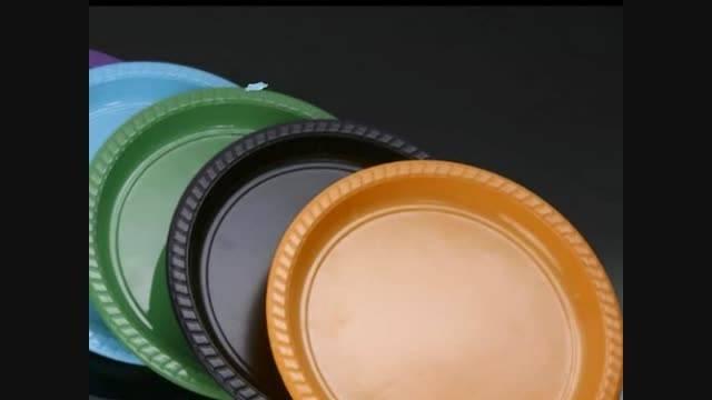 تولید و توزیع ظروف یکبار مصرف شمین
