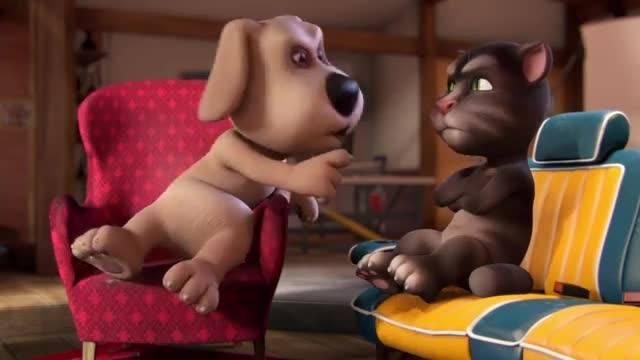 انیمیشن تام سخنگو و دوستان قسمت صفر
