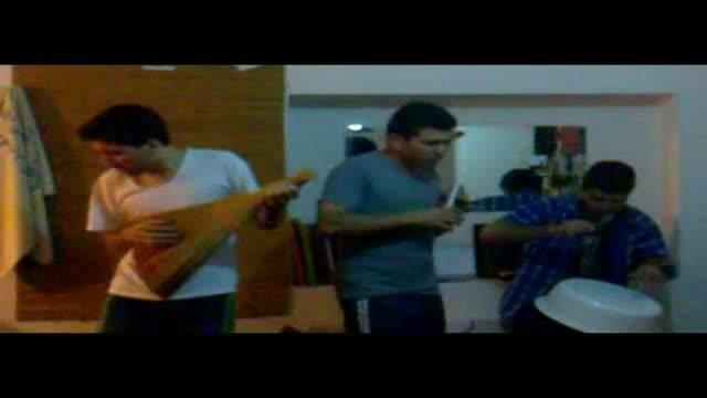 کنسرت خواجه امیری توسط بچه های دانشجو