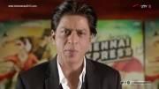 شاهرخ خان و کار با سایت چنای اکسپرس خنده دار 2013