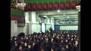 مداحی سید محمد موسوی در محضر رهبر انقلاب