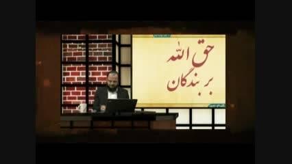 رسوایی شبکه کلمه در مورد محمد عمر سربازی و بحث توسل
