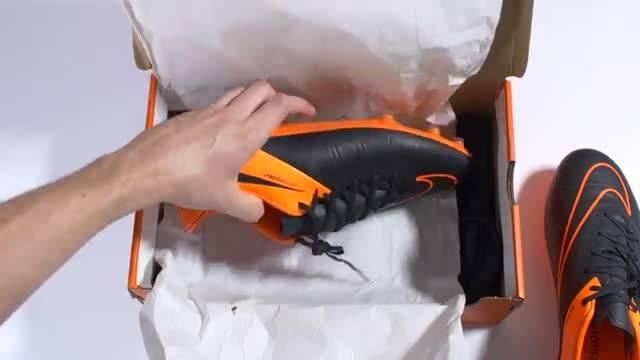کفش فوتبال نایک هایپرونوم فینیش 2 چرمی Nike Hypervenom