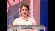 سوتی غش کردن مجری در برنامه زنده !!