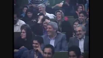 طنز خنده دار احسان علیخانی و ریوندی